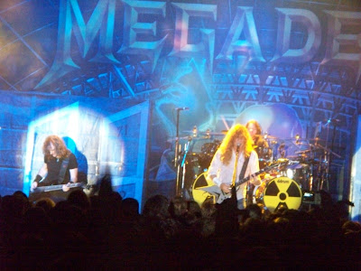 Megadeth @ Budapest, PeCsa 2010.06.20.