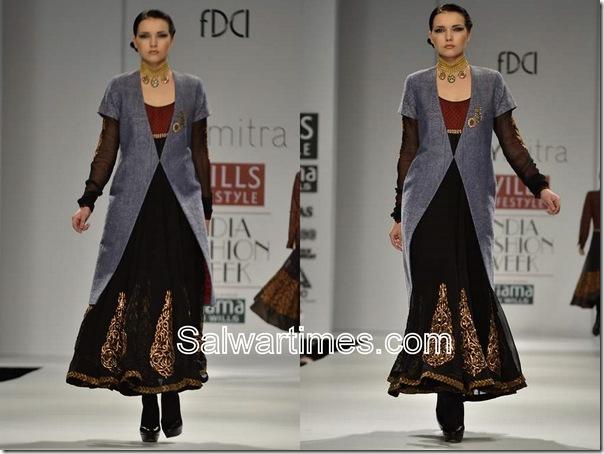 Joy_Mitra_Black_Salwar_suit
