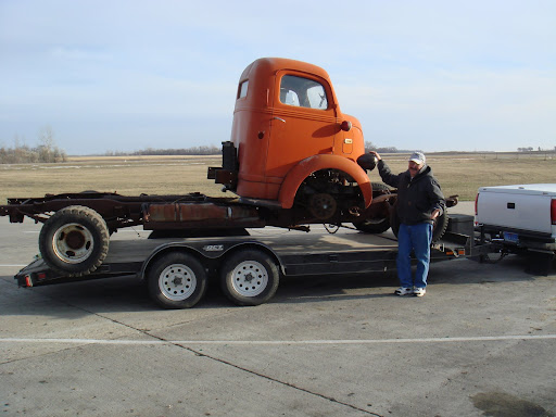 From 1939 Ford COE Project