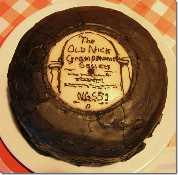 Jolyon's NGS cake 01, 21-May-11 [trimmed]