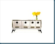 kitchen cannister drawers set