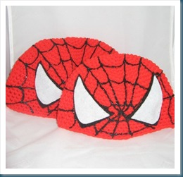 spiderman beanie hat