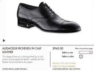 Shopping for Luxury, Online