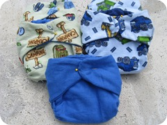 Dish cloths & Diapers 005