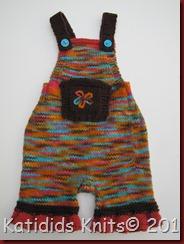 Hopi Overall's 013
