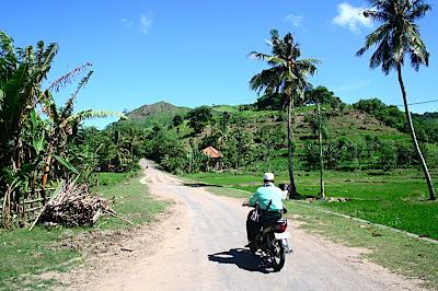 Kuta et la côte sud de Lombok, Indonésie