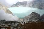 Le lac de cratère