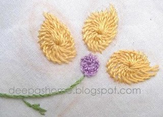 Brazilian Embroidery Tutorials http://embroideryforducks.com/2011/01/27/indian-embroidery-ii/