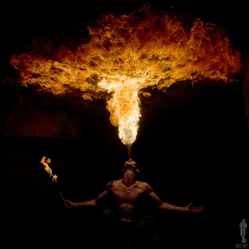 power fire