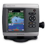 GARMIN  421S GPS cartografico con ecoscandaglio