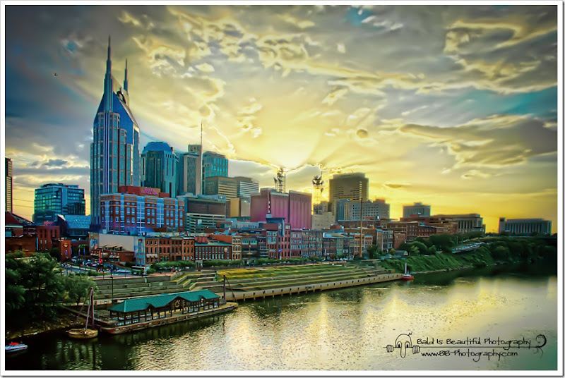 Nightime Nashville