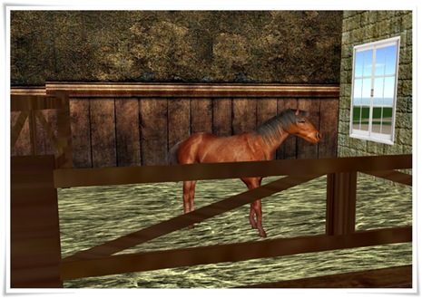 The Lotus - Horse Stable 2