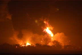 Buncefield Fuel Fire of 2005