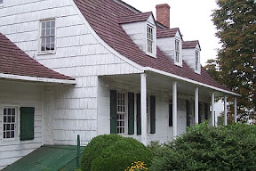 A Dutch Colonial home