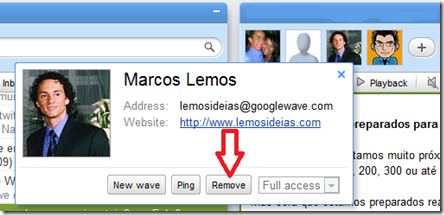 remove-google-wave