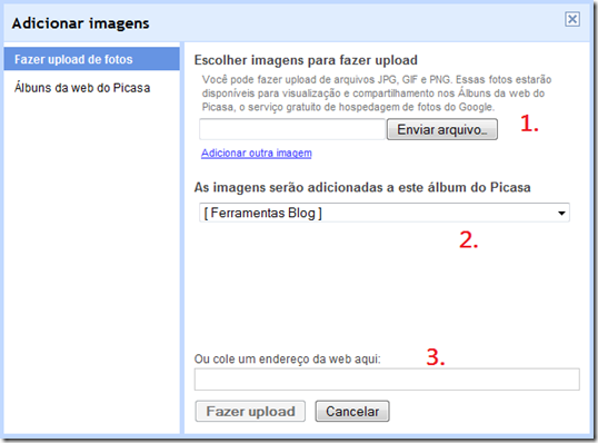 add-imagens-painel-blogger