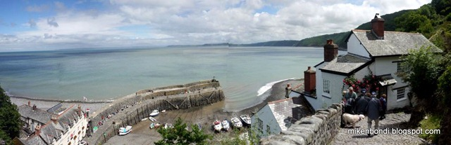 Clovelly: Bristol Channel