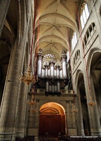 Auch Cathedral Organ