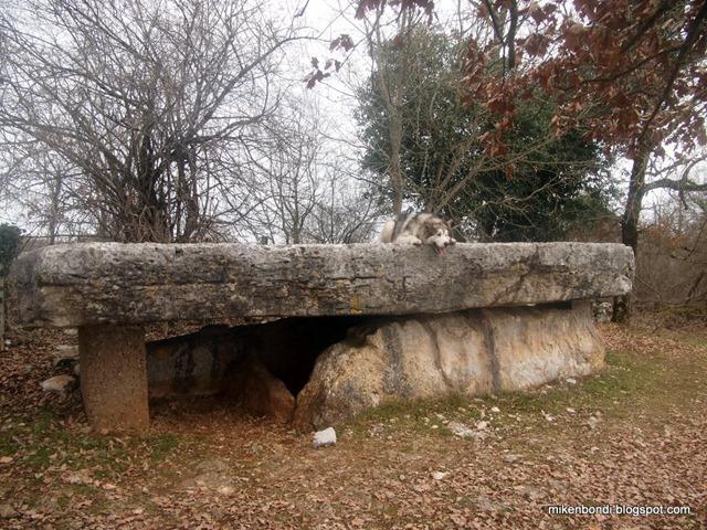 Dolmen de la Pierre Martine