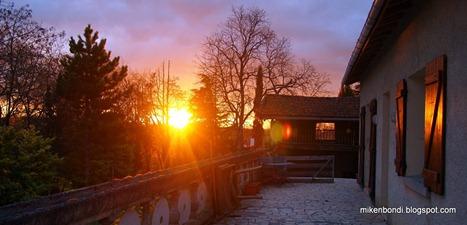 Sunset: southwest