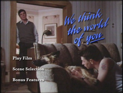 We Think the World of You [1989] (1)