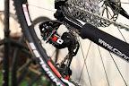 W rowerach z wyższej półki coraz częściej gości Sram X0 zamiast XTR'a.