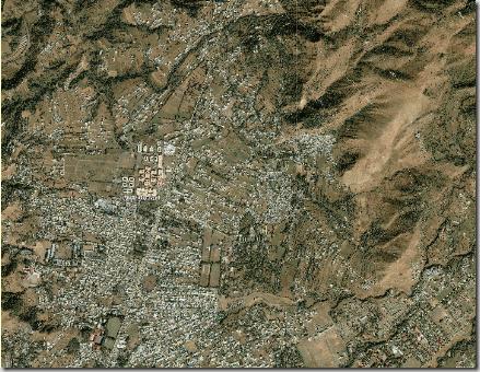 Abbottabad City Northen area