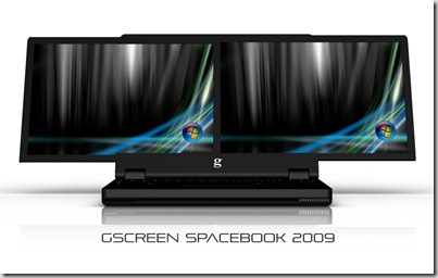 GSCREEN-G400-Spacebook-dual-screen-laptop-blackVista