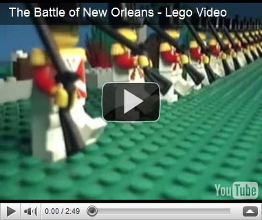 Our Cup of Tea: Battle of New Orleans—Lego Video