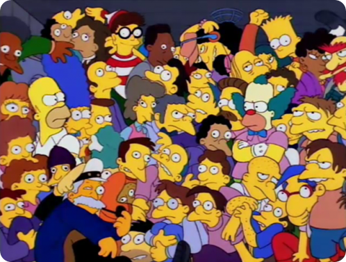 waldo simpsons