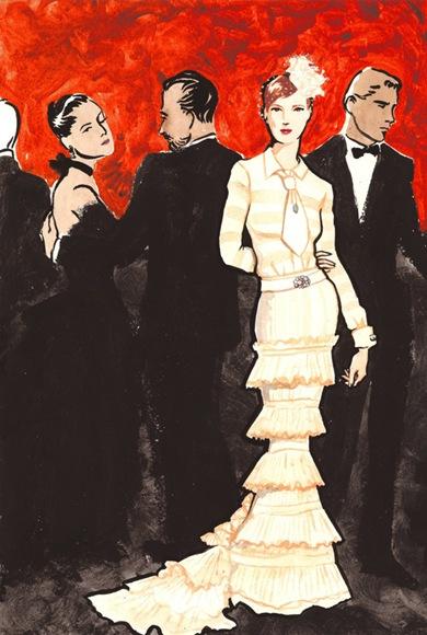 Lonely bride (Chanel 01)_gt