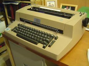 image of IBM Selectric II