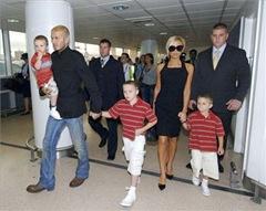 Hijos de Beckham