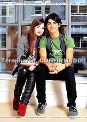 Joe Jonas y Demi Lovato terminan su romance