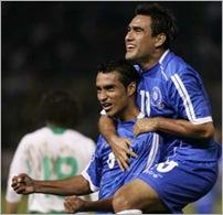 El Salvador Mexico Wcup Soccer