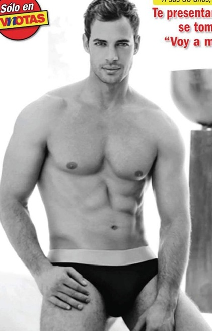 Fotos] Calendario William Levy 2011