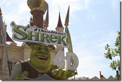 Shrek in 4D