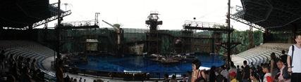 Waterworld action show