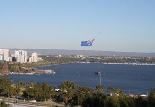 die groot vlag