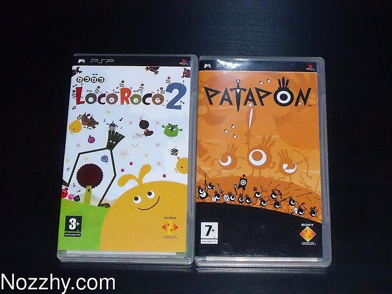 [ACHAT] Patapon et LocoRoco 2