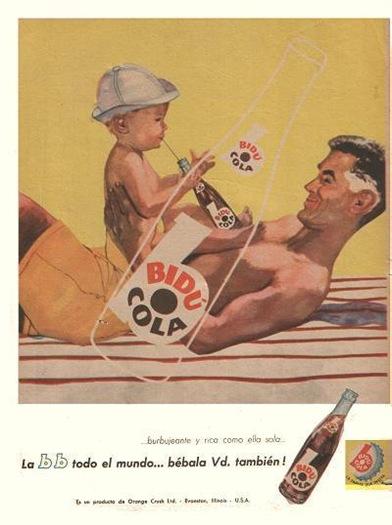 Publicidad BiduCola 1967