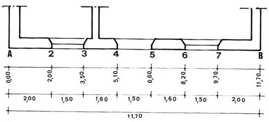100disegni 15 06 10 correzioni della tavola di rilevamento for Planimetrie architettoniche