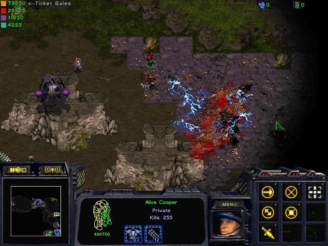Download StarCraft Map: Rock Star RPG