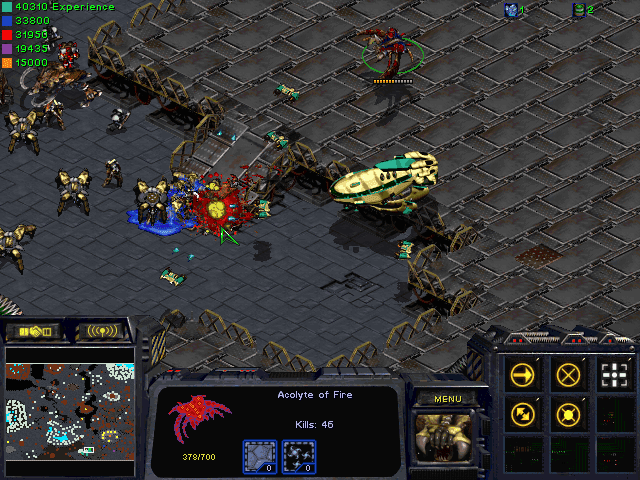 Download StarCraft Map: Elements 2000