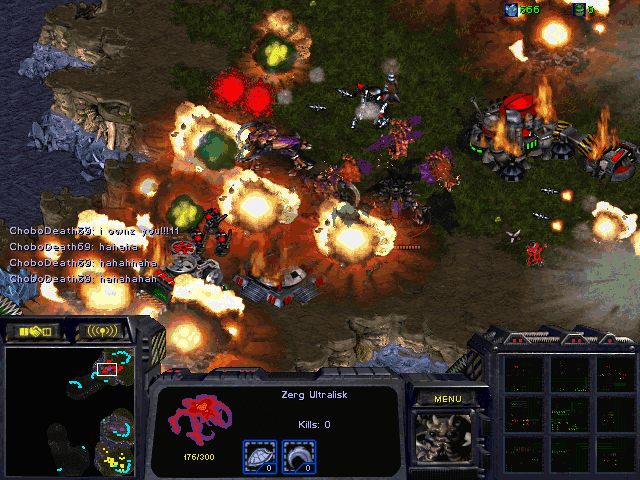 Download StarCraft Map: The Battle.net Experience