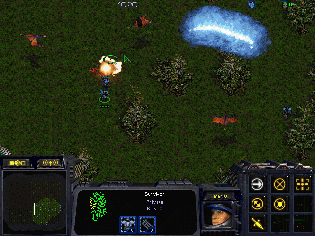 Download StarCraft Map: Tornado Dodge V-Silver