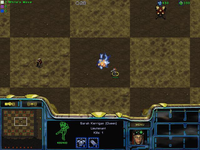 Download StarCraft Map: StarCraft Chess