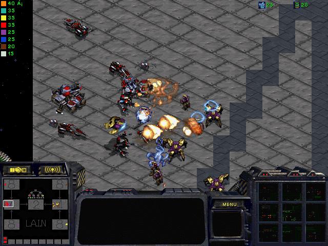 Download StarCraft Map: Tournament Control Lain