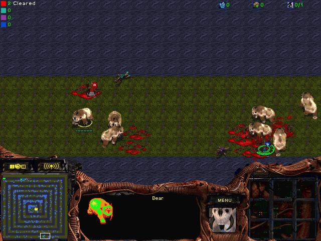 Download StarCraft Map: Run Zergling Run