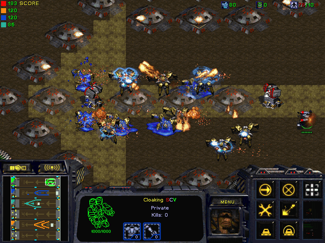 Download StarCraft Map: Defence F, Defense F, F Defence, F Defense